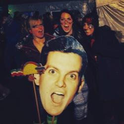 Dillon Francis face: FOUND at SnowGlobe 2013